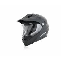 Acerbis Flip FS-606 Helmet - Matt Black