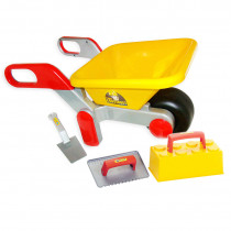 Wader Construct Carriola con Set Mortaio