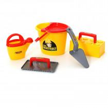 Bucket Construct Wader con set di mortaio