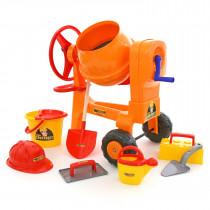 Mixer calcestruzzo Wader con Accessories - 9 pz