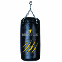 Bruce Lee Boxing Bag con catene all'interno