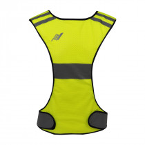 Rucanor Running Vest X-forma - Neon Yellow - S