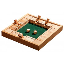 Philos Shut the Box 12 4 giocatori