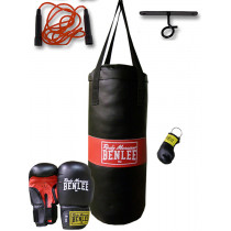 Benlee Punchy Junior Boxing Set - Nero