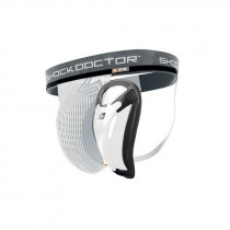 Shock Doctor Core Supporter BioFlex Cup - Grigio