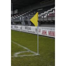UEFA angolo bandiera palo bianco 30 (include Spring )