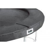 Salta 10 ft Disport Sicurezza rilievo rotondo - 305 cm - Nero