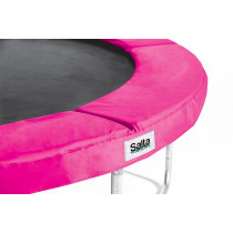 Salta 8 ft Disport Sicurezza rilievo rotondo - 244 cm - Rosa